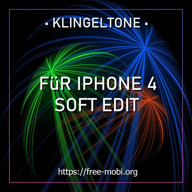 Klingelton Iphone 4