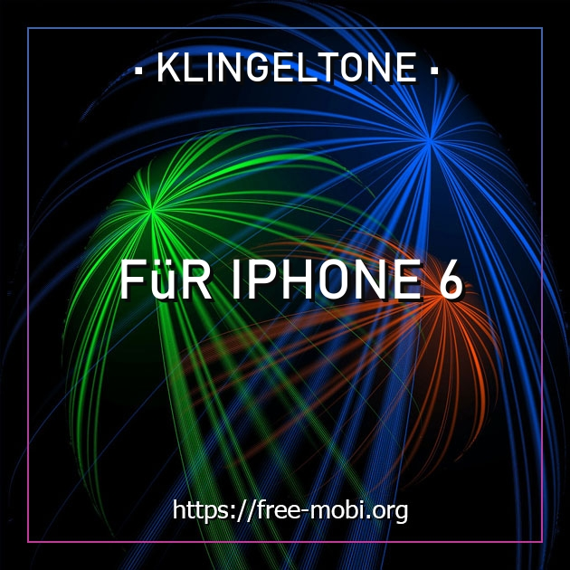 bonanza klingelton für iphone kostenlos