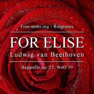 Рингтон: Бетховен - Для Элизы