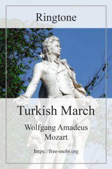 Ringtone: Mozart - Turkish March