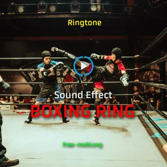 Ringtone: Boxing ring