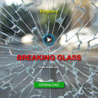 Ringtone: Breaking glass sound ver2