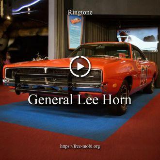 Ringtone: General Lee Horn