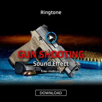 9mm Gun Shooting Sound