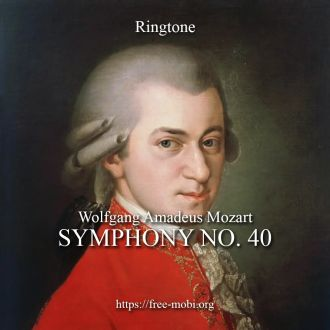 Ringtone: Mozart - The 40th Symphony