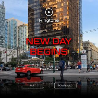 Ringtone: New day begins - FreeMobi