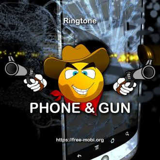Ringtone: Phone and Gun
