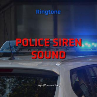Ringtone: Police Siren
