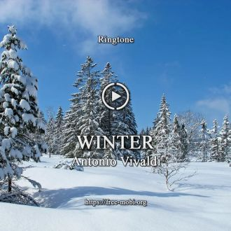 Ringtone: Vivaldi - Winter (Violin concerto)