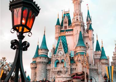 Magic Kingdom Park, USA